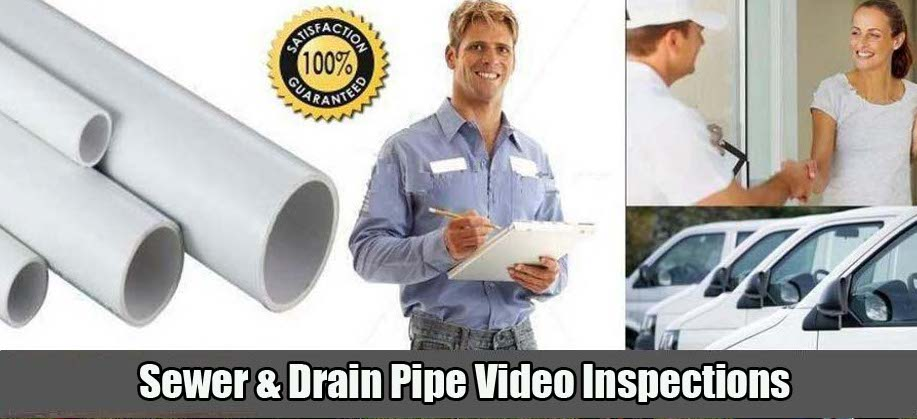 Trenchless Sewer Services Pipe Video Inspections